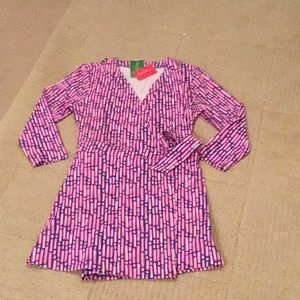 Lilly Pulitzer Karlie Wrap Romper (New With Tags)